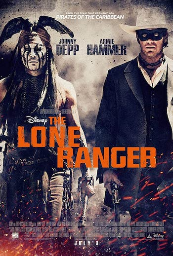 The Lone Ranger 2013 Dual Audio Hindi English BRRip 720p 480p Movie Download