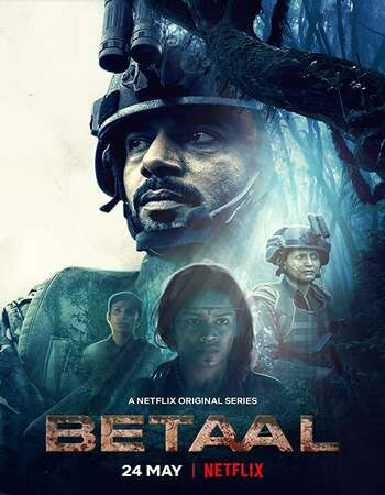 Betaal S01 Complete Hindi Dual Audio 720p Web-DL MSubs