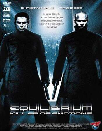 Equilibrium 2002 Hindi Dual Audio 720p BluRay x264