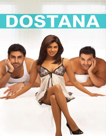 Dostana 2008 Full Hindi Movie 720p HEVC BRRip Free Download