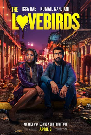 The Lovebirds 2020 English 480p WEB-DL 280MB ESubs