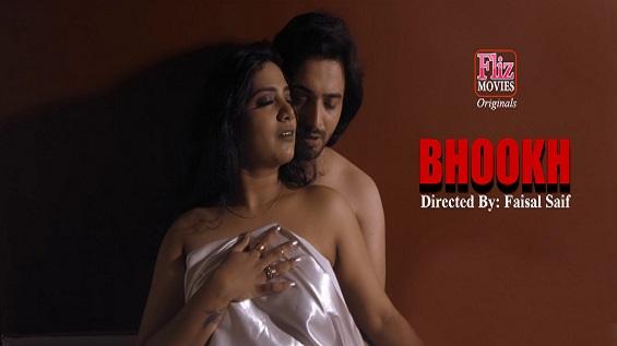 18+ Bhookh Hindi S01E01 Fliz Web Series Watch Online