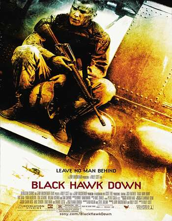 Black Hawk Down 2001 Hindi Dual Audio BRRip Full Movie 480p Download