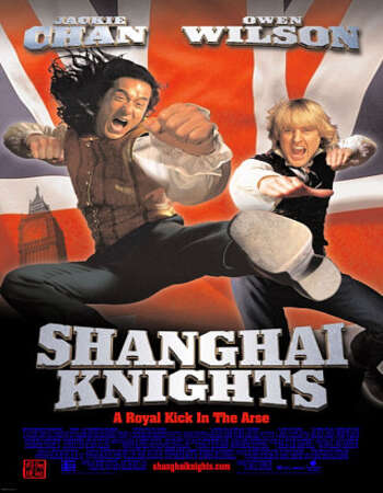 Shanghai Knights 2003 Hindi Dual Audio 720p BluRay x264