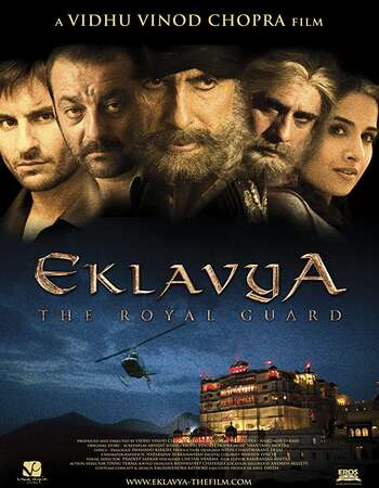 Eklavya The Royal Guard 2007 Hindi 720p HDRip x264
