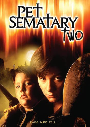 Pet Sematary II (1992) Dual Audio Hindi 720p BluRay 999mb