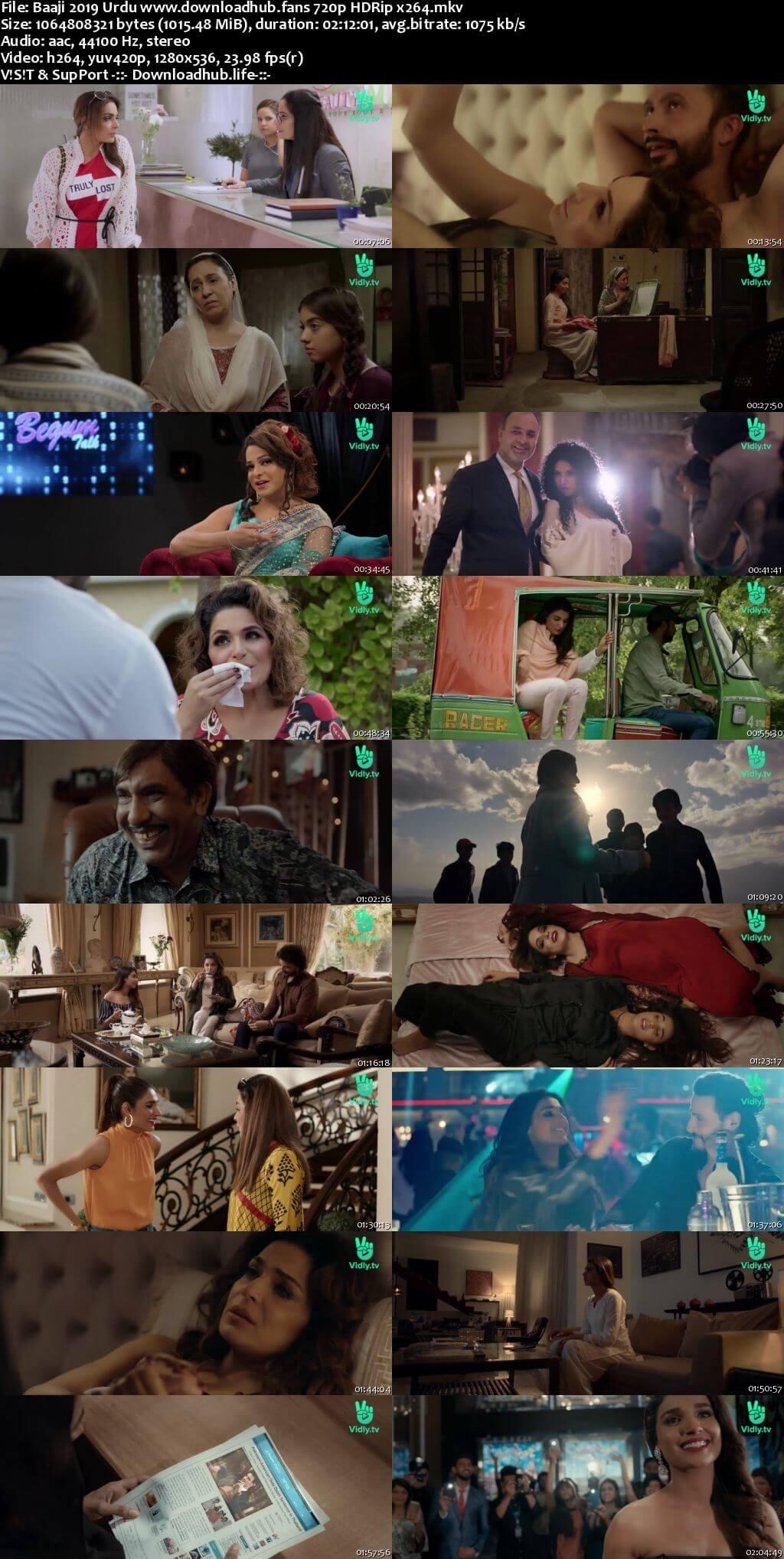 Baaji 2019 Urdu 720p HDRip x264