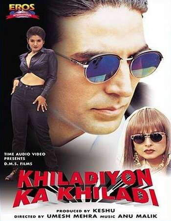 Khiladiyon Ka Khiladi 1996 Hindi 850MB HDRip 720p HEVC