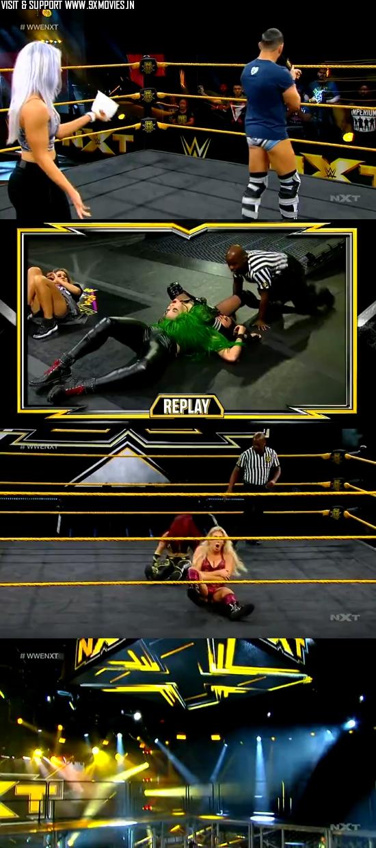 WWE NXT 27 May 2020 WEBRip 480p 300MB