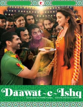 Daawat e Ishq 2014 Full Hindi Movie BRRip 720p HEVC Free Download