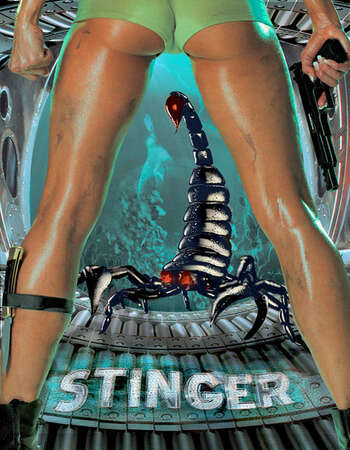 Stinger 2005 Hindi Dual Audio 300MB BluRay 480p