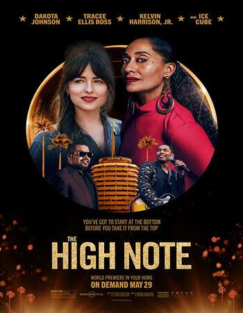 The High Note 2020 English 300MB Web-DL 480p ESubs
