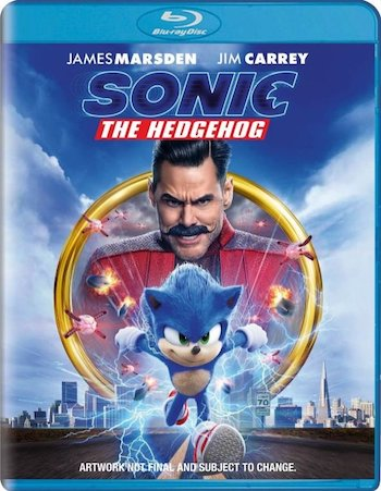 Sonic The Hedgehog 2020 Dual Audio ORG Hindi 720p BluRay 850mb