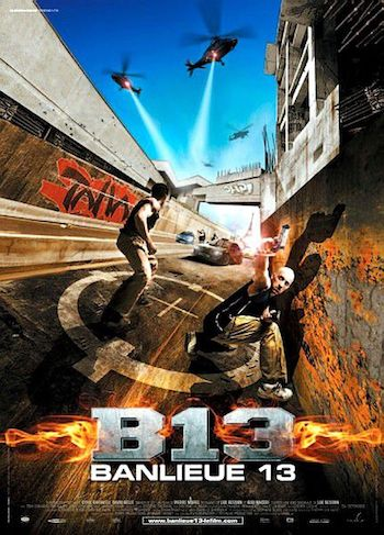 District B13 (2004) Dual Audio Hindi 720p BluRay 700mb