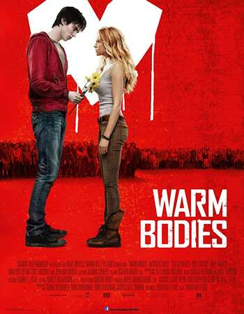 Warm Bodies 2013 Hindi Dual Audio 300MB BluRay 480p
