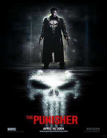 The Punisher 2004 Hindi Dual Audio 350MB BluRay 480p ESubs