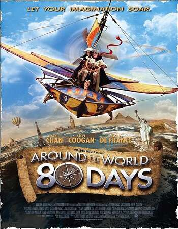 Around the World in 80 Days 2004 Hindi Dual Audio 400MB BluRay 480p ESubs