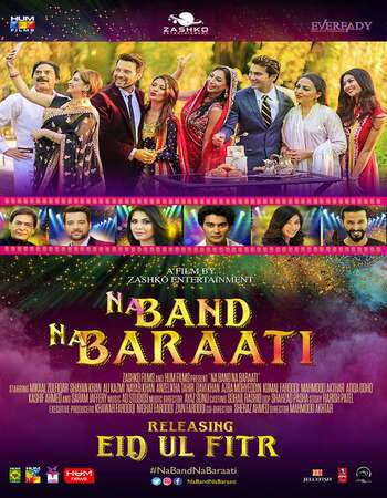 Na Band Na Baraati 2018 Full Urdu Movie 720p HDRip Download