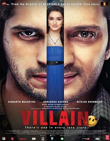 Ek Villain 2014 Full Hindi Movie 720p BRRip Free Download