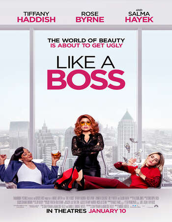 Like a Boss 2020 Hindi Dual Audio 450MB Web-DL 720p ESubs HEVC