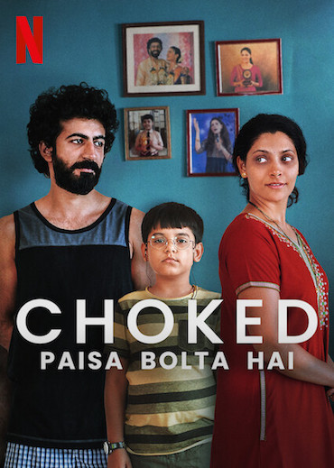 Choked Paisa Bolta Hai 2020 Hindi 600MB HDRip 720p MSubs HEVC