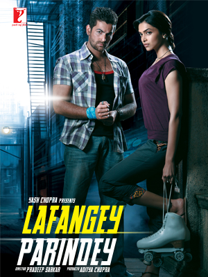 Lafangey Parindey 2010 Hindi 350MB BluRay 480p ESubs