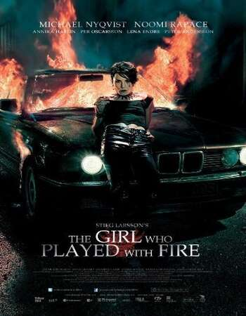 The Girl Who Played with Fire 2009 Hindi Dual Audio 720p UNRATED BluRay x264