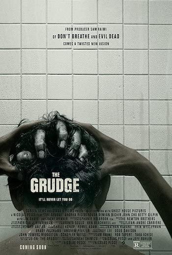 The Grudge 2020 Dual Audio Hindi English BRRip 720p 480p Movie Download