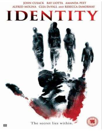Identity 2003 Hindi Dual Audio BRRip Full Movie 720p Download
