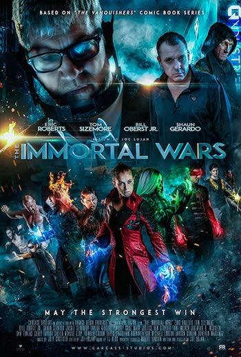 The Immortal Wars 2018 Dual Audio Hindi Bluray Movie Download