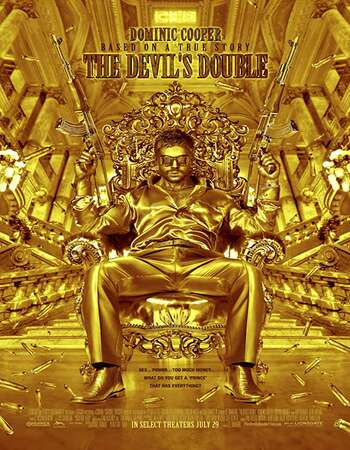 The Devils Double 2011 Hindi Dual Audio 350MB BluRay 480p
