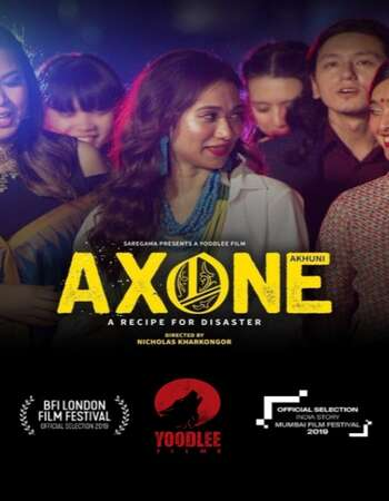 Axone 2019 Full Hindi Movie 720p HDRip Download