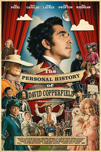 The Personal History of David Copperfield 2019 English 720p Web-DL 900MB ESubs