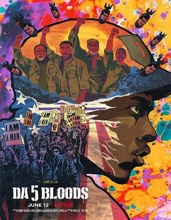 Da 5 Bloods 2020 English 720p Web-DL 1.3GB ESubs