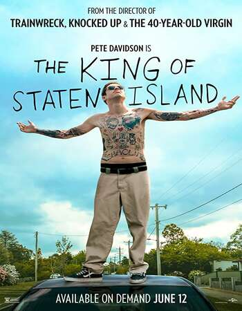 The King of Staten Island 2020 English 720p Web-DL 1.2GB ESubs