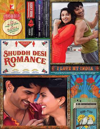 Shuddh Desi Romance 2013 Hindi 720p BluRay ESubs