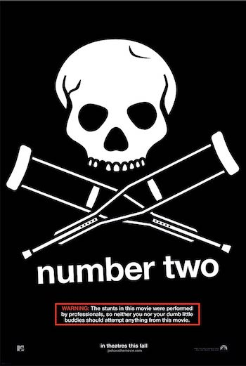 Jackass Number Two 2006 Dual Audio Hindi 480p WEB-DL 280mb