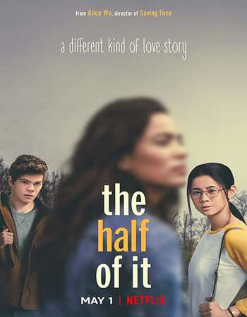 The Half of It 2020 Hindi Dual Audio 300MB Web-DL 480p MSubs