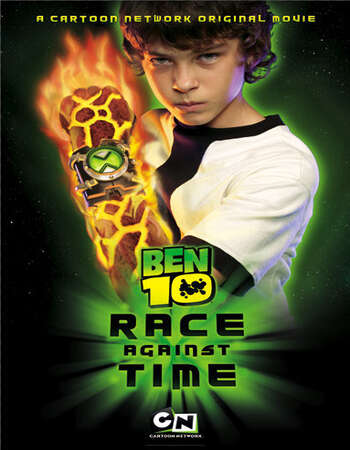 Ben 10 Race Against Time 2007 English 720p Web-DL 600MB ESubs