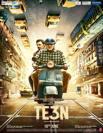 Te3n 2016 Hindi 720p BluRay ESubs