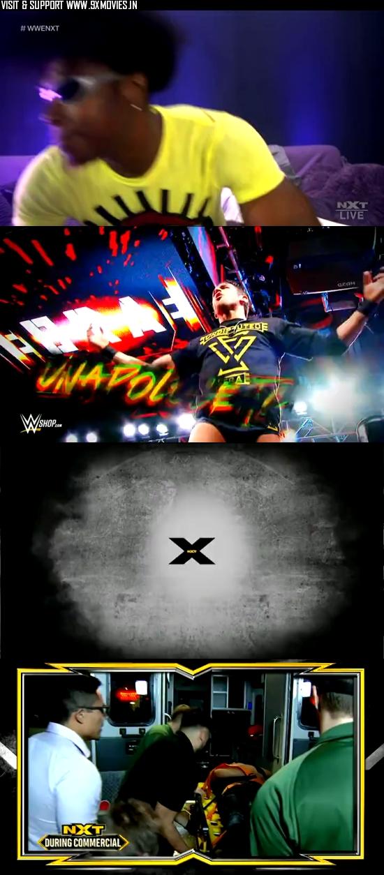 WWE NXT 17 June 2020 WEBRip 480p 300MB