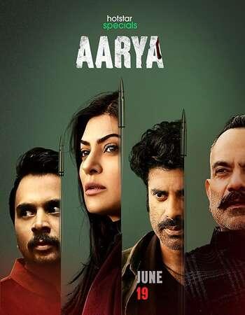 Aarya 2020 Hindi Season 01 Complete 720p HDRip ESubs