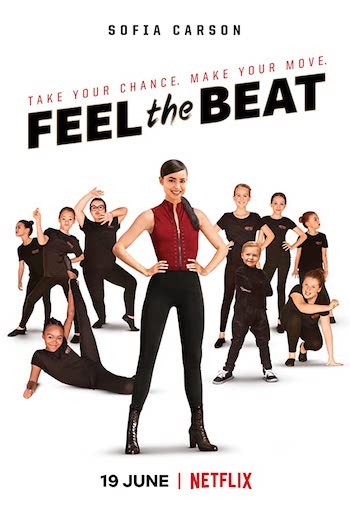 Feel the Beat 2020 Hindi Dual Audio Web-DL Full Movie 480p Download