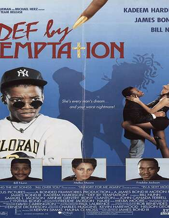 Def by Temptation 1990 Hindi Dual Audio 720p UNRATED BluRay ESubs