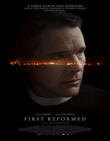 First Reformed 2017 Hindi Dual Audio BRRip Full Movie 480p Download