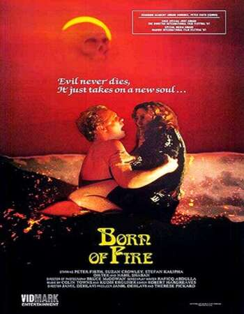 Born of Fire 1987 Hindi Dual Audio 280MB UNRATED BluRay 480p ESubs