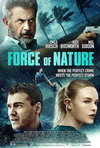 Force of Nature 2020 English 720p BRRip 700MB ESubs