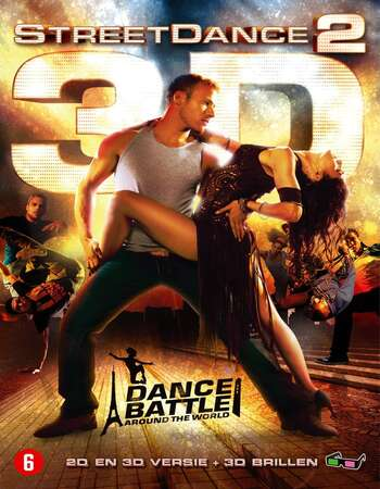 StreetDance 2 2012 Hindi Dual Audio 720p BluRay ESubs