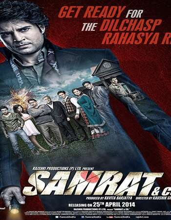 Samrat And Co 2014 Hindi 600MB HDRip 720p HEVC