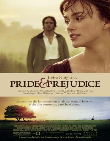Pride And Prejudice 2005 Hindi Dual Audio 720p BluRay ESubs